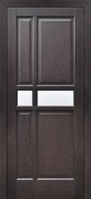 Дерев'яні двері Базель 2 Темний венге