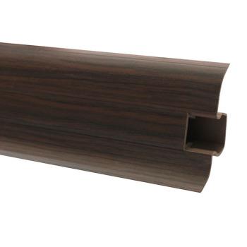 Пластиковий плінтус Premium Decor Венге 239m