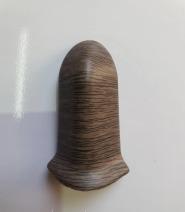 Кутник зовнішній пластиковий  ( в кольорі ) Grun Holz