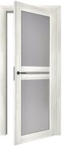 """Міжкімнатні двері """"Terminus"""" Nanoflex - модель 104"""